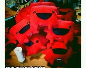 Super Meat Boy Plush