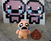 Isaac Figurine NOW WITH POO