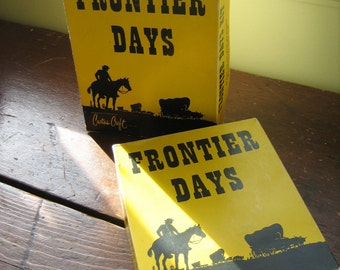 Frontier Days Horse Craft Kits by Cactus Craft of Arizona