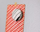 SALE bold print magnet