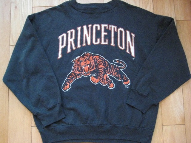 Vintage PRINCETON crew-neck Sweatshirt Size M-L