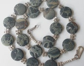 Tranquility - Serpentine Necklace