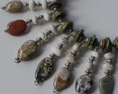 Tribal Love - Ocean Jasper Necklace