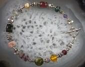 Reserved for Debbie - Whispering Stones Bracelet IV