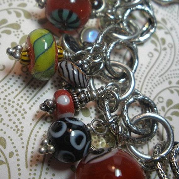 Bali Charm Bracelet
