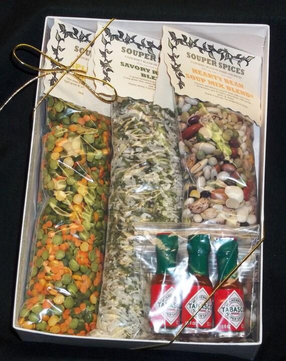 Comfort Mixes Gift Set, Gift Set, Soup Mix, Soup Seasonings, Seasoning Mix, Soup Herbs, Soup Spices, Slow Cooker, Crock Pot, No Salt