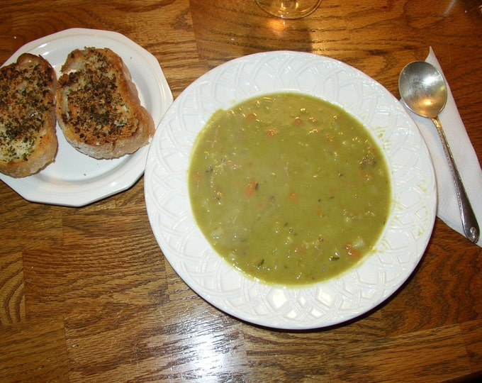 Split Pea Soup Mix, Soup Mix, Seasoning Mix, Herbs and Spices, herbs, Spices Slow Cooker, Salt Free