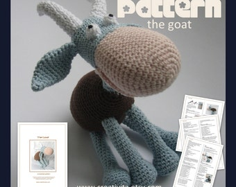 The Goat - a crochet pattern