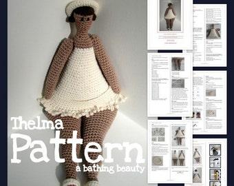 Thelma - a crochet pattern