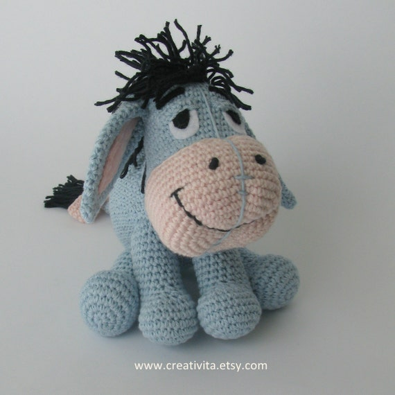 Eeyore the loveable donkey