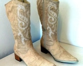 Super comfortable Silhouettes brand Cowgirl boots size 11 to 11.5