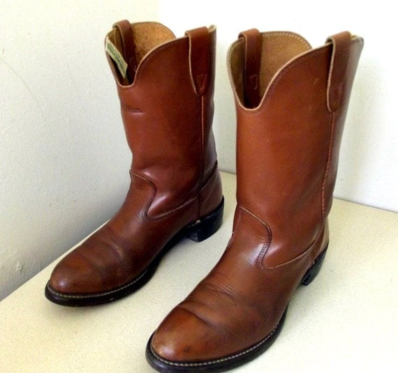 Vintage American Styles Sportsman Cowboy Boots size  or Cowgirl size 10