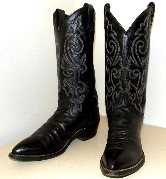 how to break in cowboy boots overnight