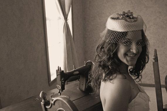 Beautiful vintage hat