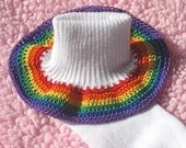 Rainbow Bright Socks