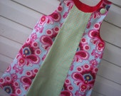 Daisy Dress (Amy Butler designer fabric)