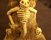 Haunted Tree incense burner