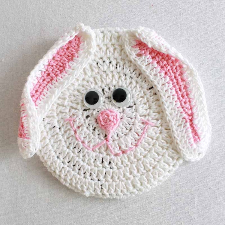 Holiday Cd Coasters Crochet Pattern Pdf By Maggiescrochet