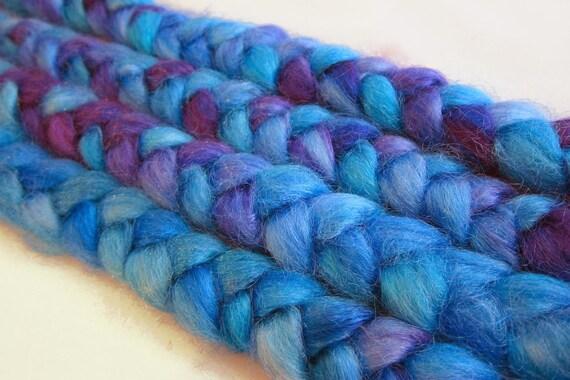Firestar, hand dyed, 'Sorcerer', 1.0 oz.