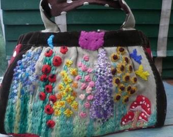 cottage garden bag