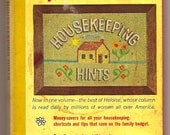 1962 Hints From Heloise Paperback Book Heloise's Houskeeping HInts VINTAGE Homemaker