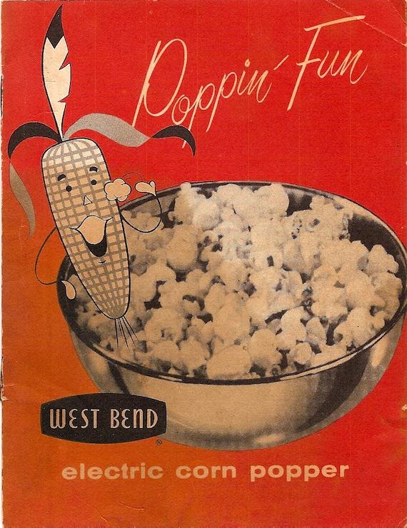 nostalgia popcorn maker instructions manual