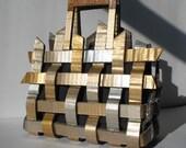 Papyrus - Gold/Silver Purse