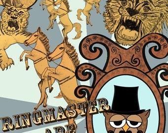 Ringmaster Abe