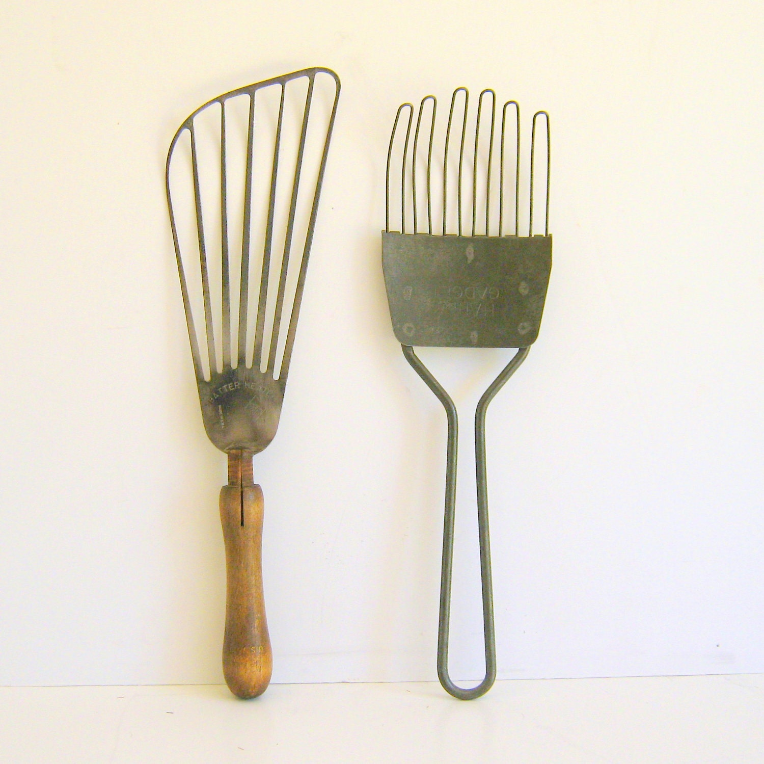 Vintage Kitchen Utensils By RollingHillsVintage On Etsy