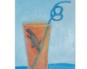 Platypus Loves Him Some Orange Soda