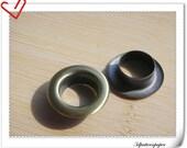 17mm (inner diameter ) anti bronze eyelets grommets 30pcs A67