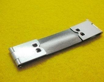 6cm  squeeze frame purse frame  purse supplies Flex purse frame K50