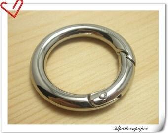 1 inch  (inner diameter) Nickel alloying gate rings 2pcs J33