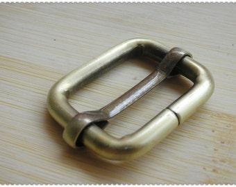 1 inch (inner diameter) anti brass strap slider strap adjuster 10pcs U72