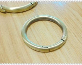 1.5 inch (inner diameter) anti brass gate-rings a pair J52