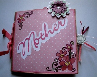 Mother's Day Card Album