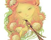 Sugar and Spicebird Limited Edition Art Print