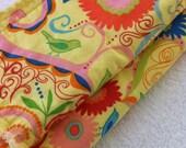 Sunshine Songbird Baby Burp Cloth Gift Set by ragadoos - 20% OFF SPRING SALE