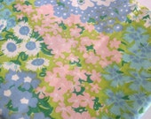 Vintage Multi Flower Pillowcase - Shabby