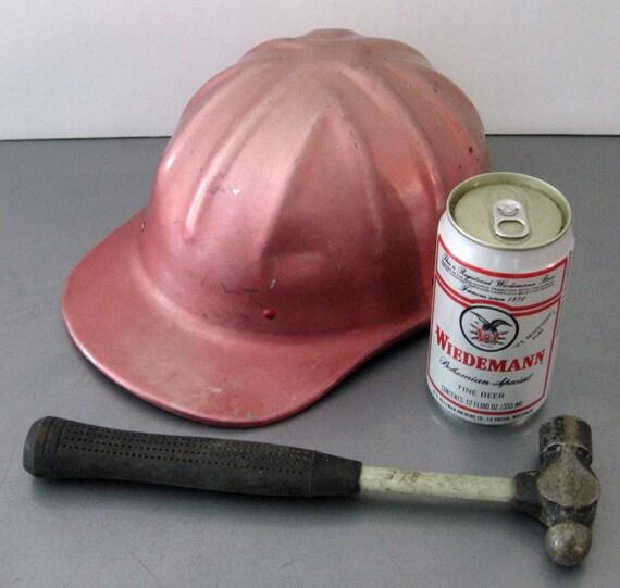 vintage safety HARD HAT