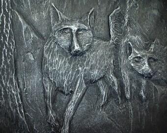Silver Wolf Journal, Sketchbook
