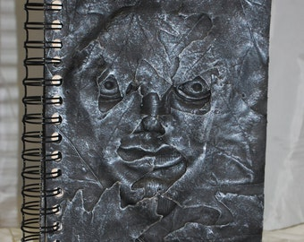 Silver Greenman  Journal, Sketchbook