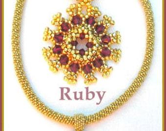 Star necklace PATTERN