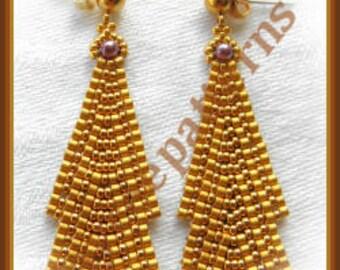 Elegance earring PATTERN