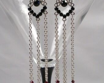 Glamorous Swarovski Earrings I