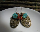 Zucchero e Spezie Earrings