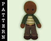 Crochet Pattern - Amigurumi Benny Doll