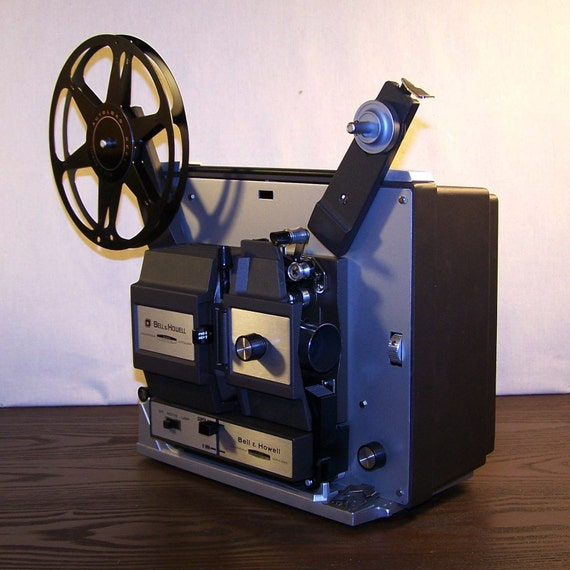 Vintage Bell and Howell 8mm Projector - Price Reduced