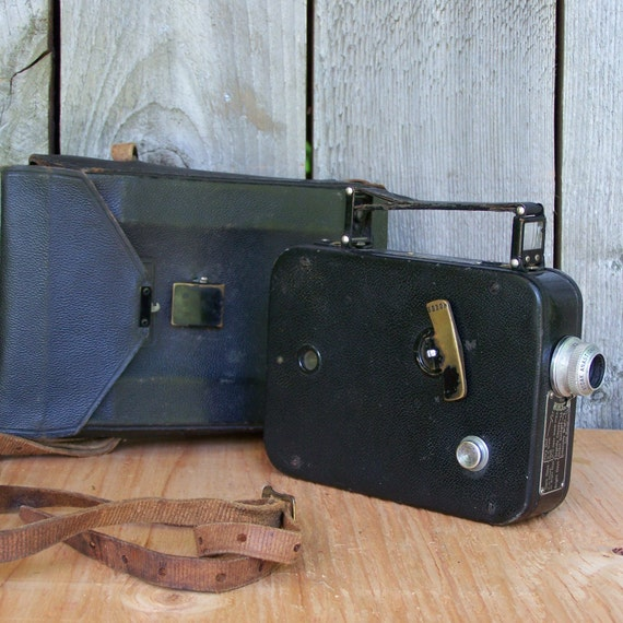 Antique Cine-Kodak Eight. Model 25 Camera