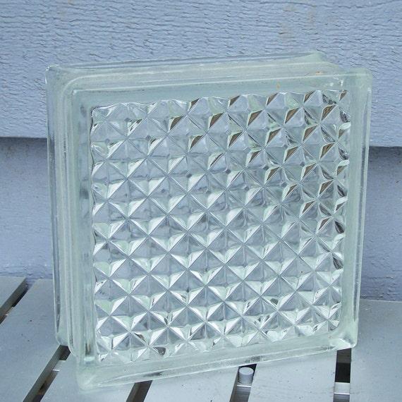 Heavy Glass Window Block